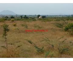 300 acres developed farm land for sale at Movathor village - Penukonda