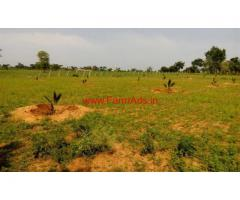 Farm land for lease or rent on Nanjangud mainroad