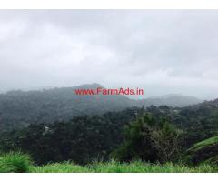 3 Acre Agriculture land with Farm House for sale at Konnathadi, Adimali