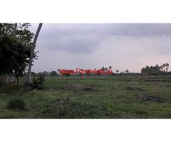 26 gunta land for sale at Rampura 6 km from Srirangapatna