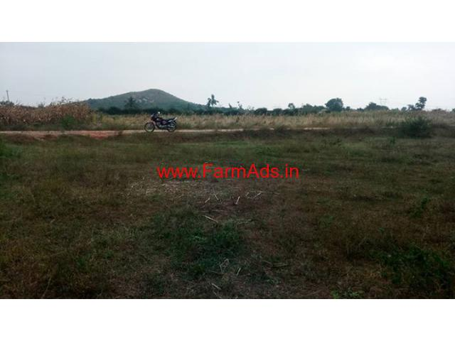 5.20 Acres Farm land for sale at Manchenahalli - Chikballapura