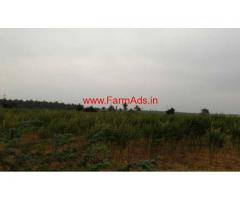 10 acre Agricultural land for sale in Sira - tumkur dist