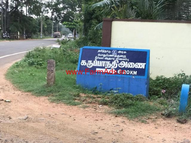 12 Acre Agriculture Land for sale near Karupanadhi Dam - Kadayanallur