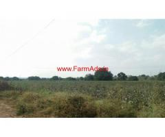6.24 Acres Farm land for sale at Giniyarpally - Jharasangam
