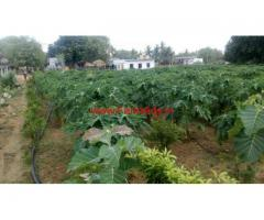 6 acre agriculture land for sale at KV Palli Mandal - Chitoor