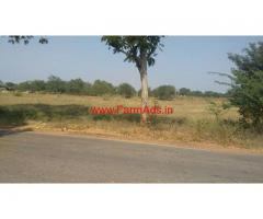 51.5 Guntas Farm land for sale at Gauribidnur