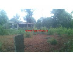 1.09 acre agriculture land for sale 8 KMS from Ramanagar