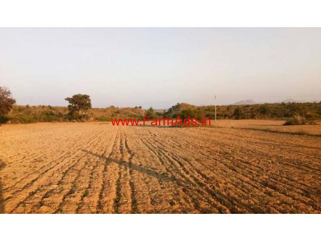 18 Acre Farm land for sale on Thamballapalli - Peddamandyam road
