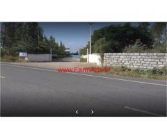 2.67 acres land on NH 648 near Imera resort off Sarjapur Bagalur road