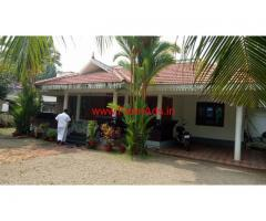 2000 Sq Ft Farm House for sale at Changanacherry - Kottayam