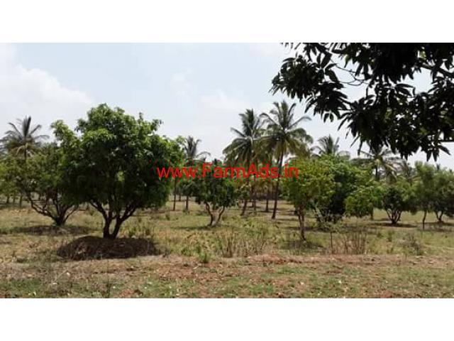 7.5 Acres Farm Land for sale near Makalidurga - Hosahalli - Doddaballapur