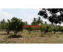 7.5 Acres Farm Land for sale near Makalidurga - Hosahalli - Doddaballapur