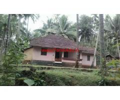 13.10 Cents land with House for sale at Kuttiyadi - Vadakara
