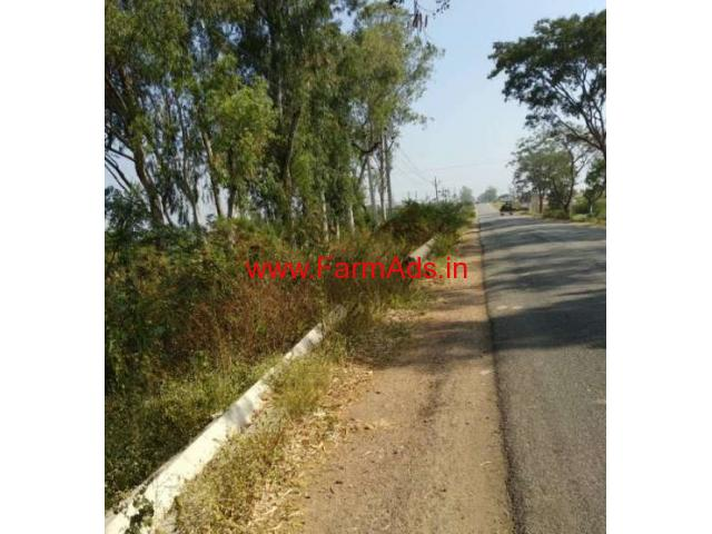 Agriculture Land for sale near to kodangal main road