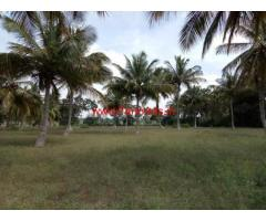 2 acres 6 gunta land for sale 7 km from Nanjangud