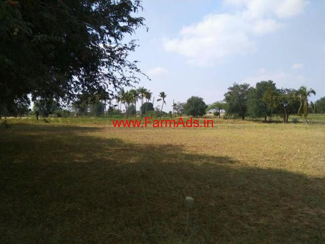 4 Acres Agricultural Land for sale at kodur - Anantapur