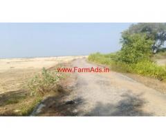 20 acre beach side land for sale near Murdeshwara