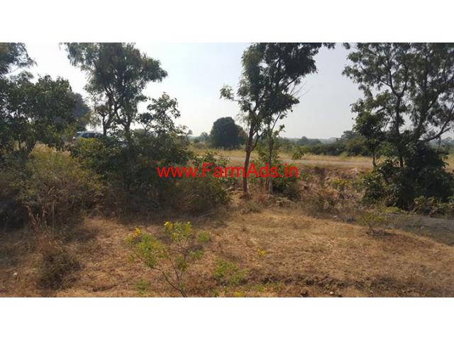 7.5 Acres Farm land for sale near Bagepalli Border - Andhra