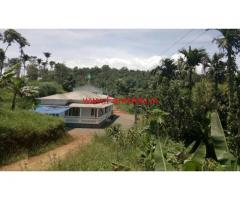 3.15 acra agriculture land with beautiful house in Wayanad - Mananthavady