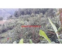 22 Acres Agriculture Land for sale at Puliyur - Vilpatti - Kodai