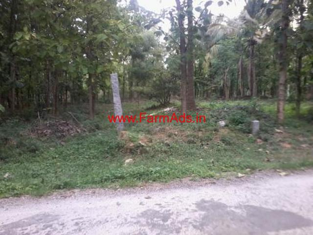 1 Acres Agriculture Land for sale on KRS road near Mysore