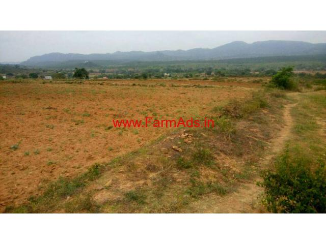 50 Acres of agriculture farm land is for sale at near Penukonda