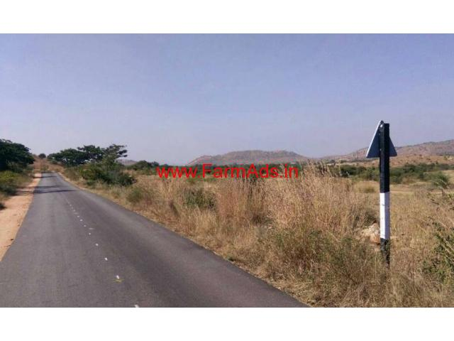30 acres farm land for sale Amadagur mandal in Anantapur