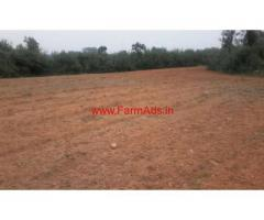 18 Acre Plain Red Soil land for sale at Tanakallu Mandal - Anantapur