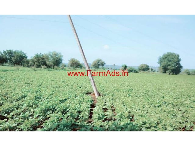 2.8 acres Main Road touch farm Land for sale at Chincholi