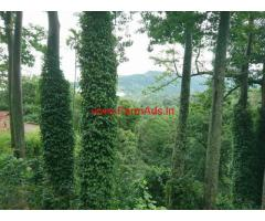 58 Acres Coffee and Pepper Estate for sale at Kodaikanal
