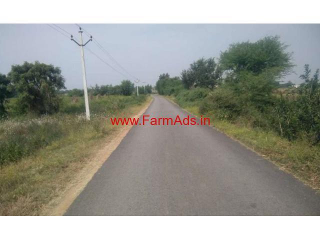 1.5 Acres Farm land for sale at Shadnagar