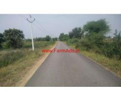 1.5 Acres Farm land for sale at Shadnagar