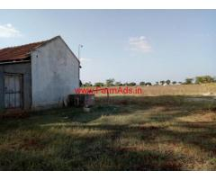 8 acres Farm land for sale, 57 km from Mysore