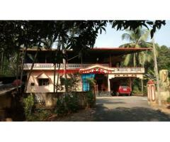 10 Acres Farm Land with Farm House for sale at Karkala - Hebri