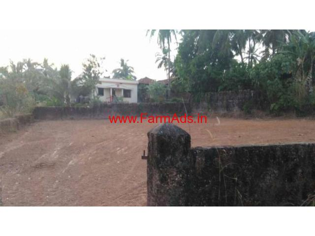 12 Cents Land for sale at Punaroor - Mulki to Kinnagoli Road