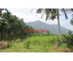 2.18 Acres Farm Land for sale. 27 KMS from Kumta
