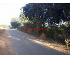 10 Acres Farm land with Farm House for sale at Chikballapura