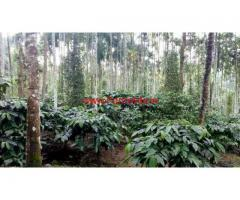 1.50 Acres Coffee Estate for sale at Kenichira - Wayanad