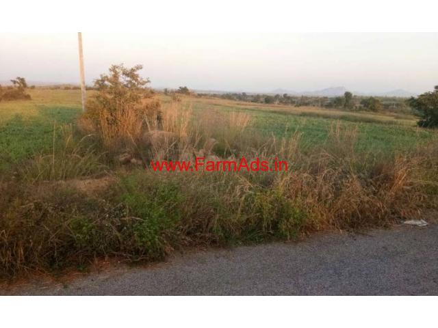 100 Acres Red Soil Agriculture Land for sale at Amadagur - Anatapur