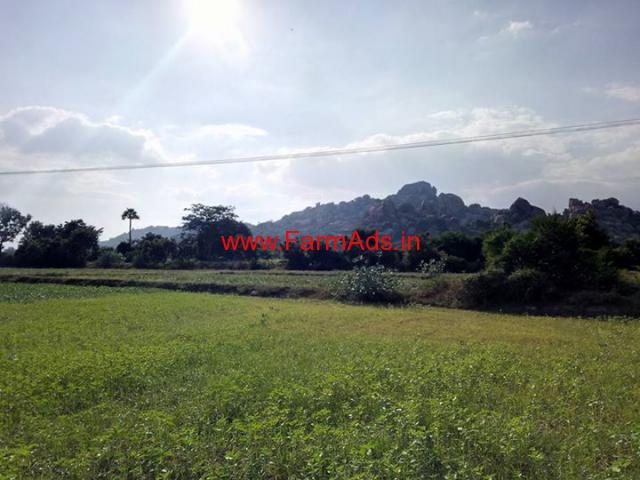 10 Acres Agriculture Land for sale Kanakkankuppam - Gingee