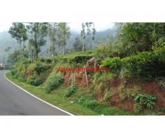 32 cents tea estate available for sale in Achanakal Ooty