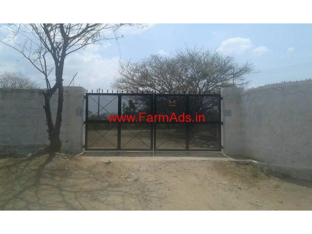 20 acre Dairy Farm for sale near Mysore.