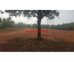5.51 Acres Agriculture Land for sale at Brahmavara - Udupi