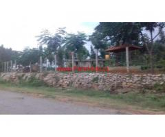 1 acre and 21 guntas agricultural land near Nelamangala