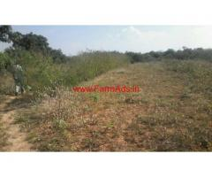 6.5 Acre Plain Agriculture Land for sale at Chitoor - Kalakada mandal