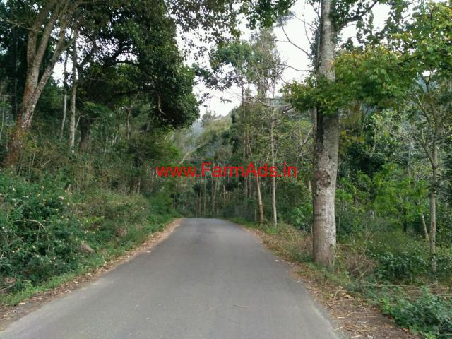 30 cent Farm Land For Sale In Kodaikanal Mountain Range