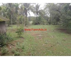 30 acre plain land for sale at Udupi, 5 min away from state highway