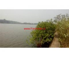 5 Acre River Facing land for sale near Kannur