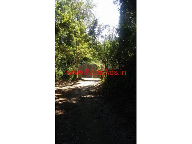 20 acres Farm land with free power for sale near Kodaikanal