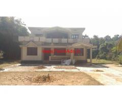 5.72 Acre Farm land with Farm House for sale at Ganjimata - Mangalore